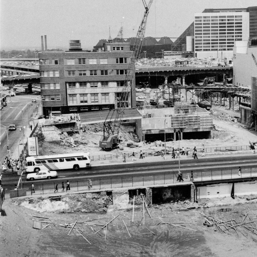 Broad Street 1970s