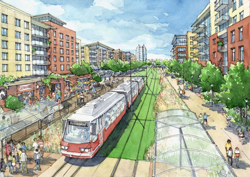 MARTA survey results show that Atlantans want rail on the BeltLine